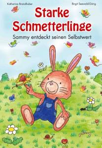 Starke Schmetterlinge_Malbuch_BOD_Cover.indd